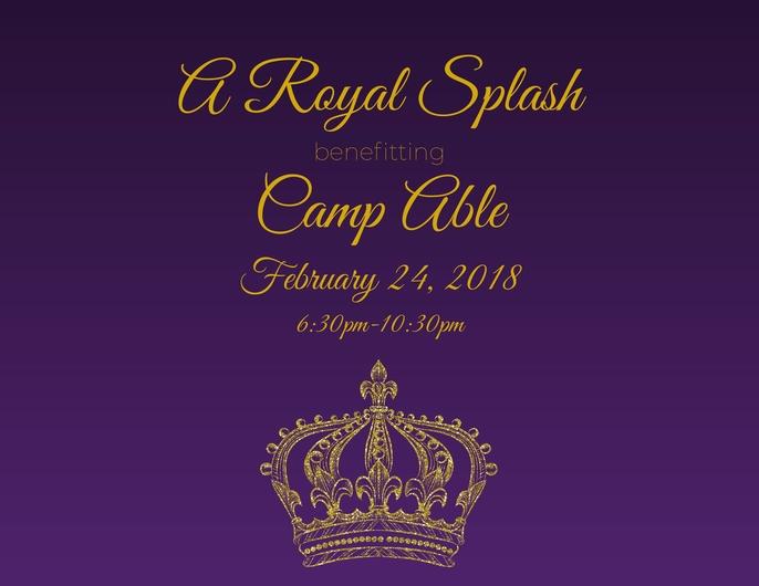 A Royal Splash